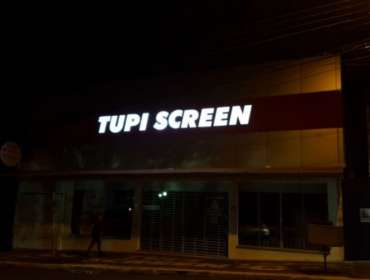 Letras TUPI SCREEN